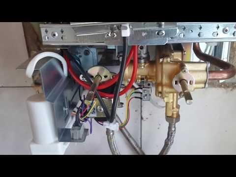 Gaz34.ru Монтаж газовой колонки Bosch в Волгограде
