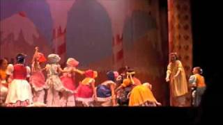 Nutcracker Ballet- Cute Kids in the Little Mother Goose