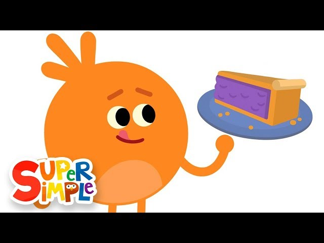 The Bumble Nums Make Purple Pear Pie! | Cartoon For Kids