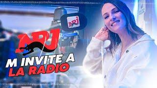 NRJ m'invite à la radio ! 🎤