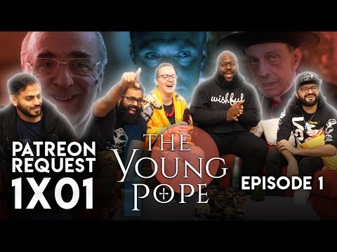 The Young Pope - 1x1 Episode 1 - Group Reaction