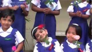 rosary matriculation higher secondary school teachers day presentation