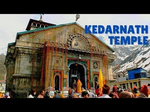 Kedarnath Temple at Uttarakhand