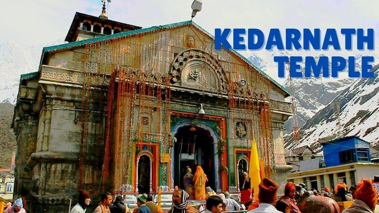 Image result for Kedarnath Temple, Uttarakhand