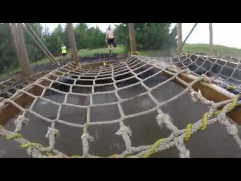 Warrior Dash MN 2016 Obstacles Only