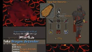 Building an OSRS account for PvM