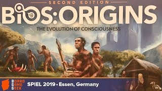 bIOS: Origins (Second Edition) - game overview at SPIEL 2019