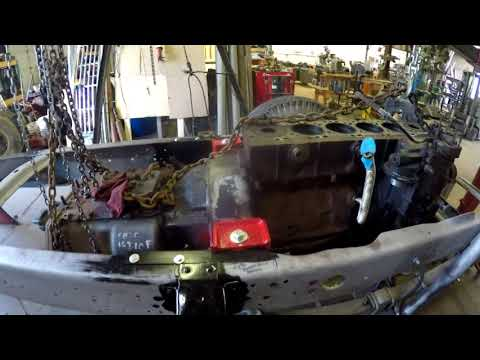 Ford F750 Haul Truck Build Part 28