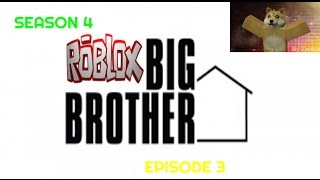 ROBLOX Big Brother Season 4 Epsiode 3: Care Package, Nominations, PoV, Eviction