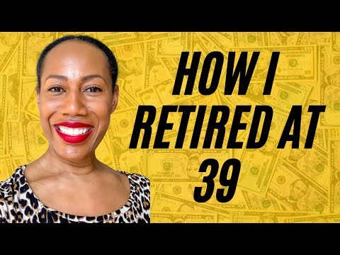 How I retired at 39 | Financial Independence/Retire Early