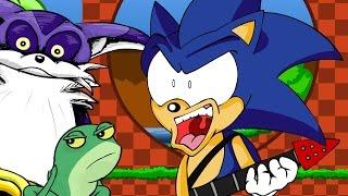 Sonic Shorts Volume 3 HD Edition