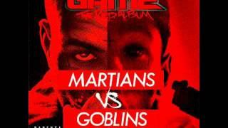 Game Ft. Lil Wayne & Tyler, The Creator - Martians vs Goblins - 04 - The R.E.D Album + Download