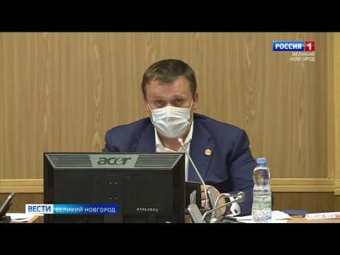 ГТРК СЛАВИЯ Вести Великий Новгород 16 06 20 вечерний выпуск
