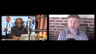Racist Black Crime: Colin Flaherty Skypes with Jesse Lee Peterson