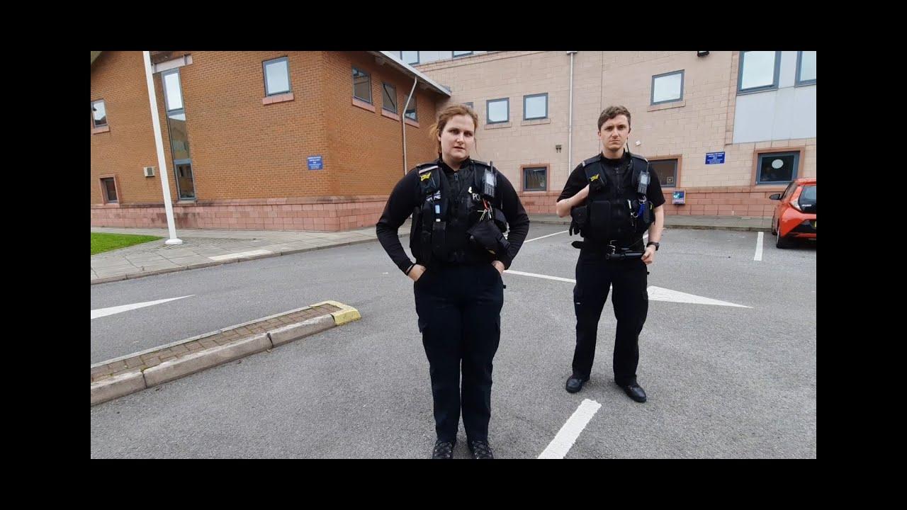 Longsight Police Station UK Audit (RE UPLOADED)