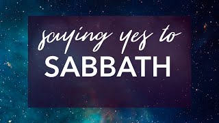 The Longest Lent | Week 1 | Sabbath