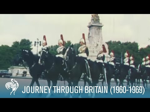 Journey Through Britain Reel 2 (1960-1969)