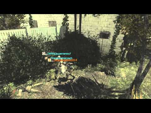 |Call of Duty : MW3| Infected | Troll Never Dies