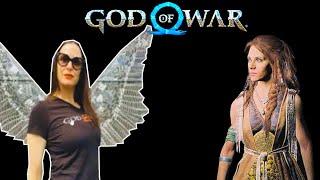 Danielle Bisutti (Freya) Dęletes God of War Ragnarok Tweet
