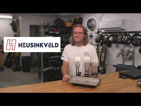 Heusinkveld Sprint Pedals Review