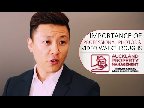 Why are Professional Photos & Video Walkthroughs important for your rental property