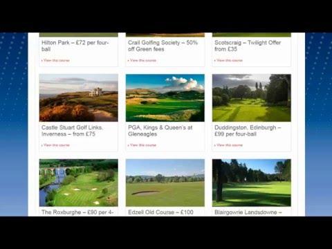 Scottish Golf | Job Vacancies