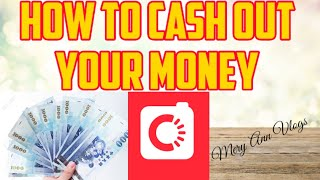 HOW TO WITHDRAW oŗ CASH OUT YOUR MONEY FROM 7-11 CASH ON PICK UP USING CAROUSELL APPS-MERY ANN VLOGS