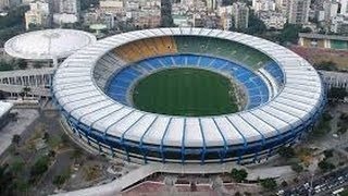 Best Brasil Stadiums: Football 2014 FIFA World Cup Temples [igeoNews]