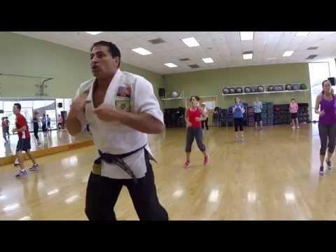 Benny Mandel Kickboxing at the Laguna Niguel YMCA