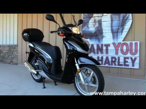 2010 Honda Scooter SH150i for sale