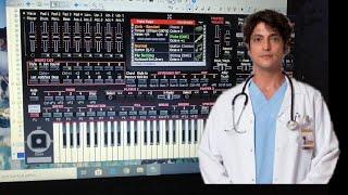 Mucize Doktor'da Çalan Yan Flüt Hüzünlü Müzik