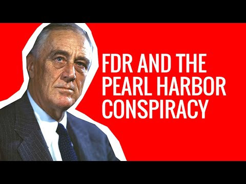 FDR and The Pearl Harbor Conspiracy  Secret Tapes Revealed