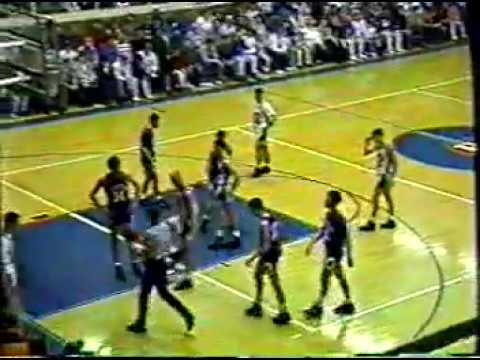 1993 IHSA Sectional Championship: Red Hill vs. Newton