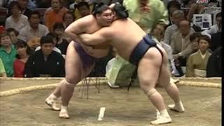Летний майский турнир по Сумо 2013, 10-12 дни Нацу Басё Natsu Basho