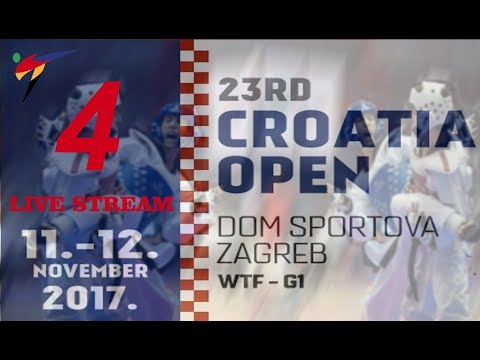 Croatia Open 2017 - Day 1 - Court 4