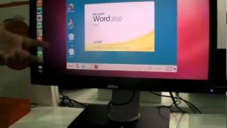 Ubuntu on Android  Computex 2012