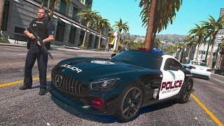 GTA 5: Das TEUERSTE Polizei Auto!