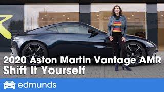 2020 Aston Martin Vantage AMR Manual Review & Test Drive