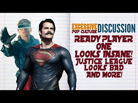 Ready Player One Trailer Looks Insane, Justice League Looks Insanely Bad & More! - This Week in EPCD