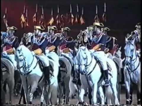 Escuadrón de Caballería, Guardia Civil.