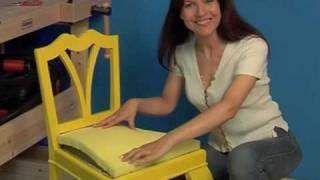 Recupero creativo di una sedia - Bricoportale