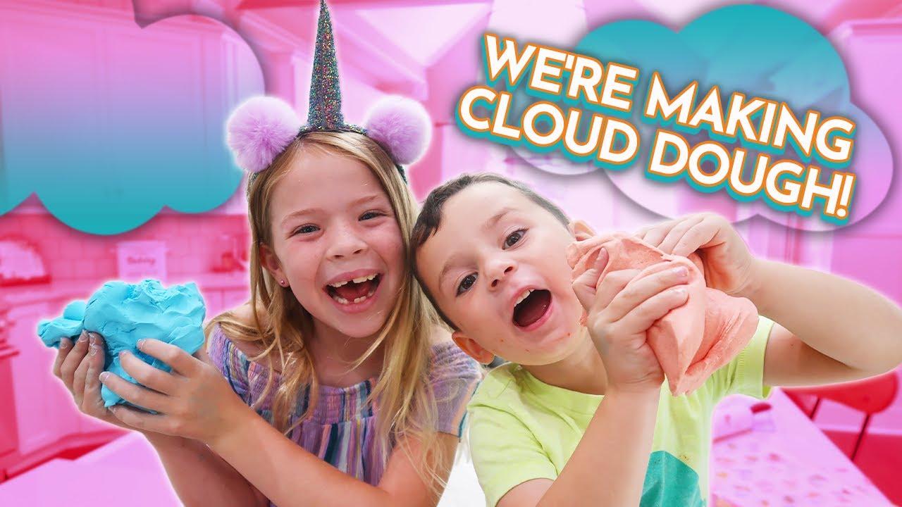 Download How to Make DIY Cloud Dough!