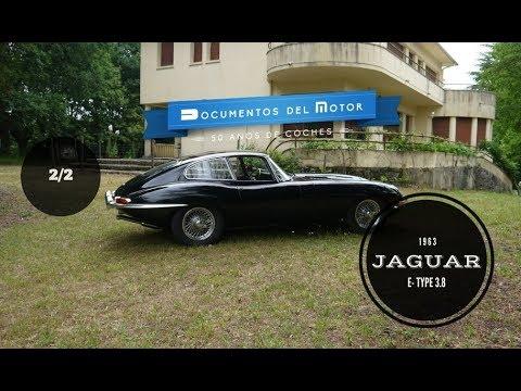 Jaguar E-Type 3.8, a fondo (2/2)