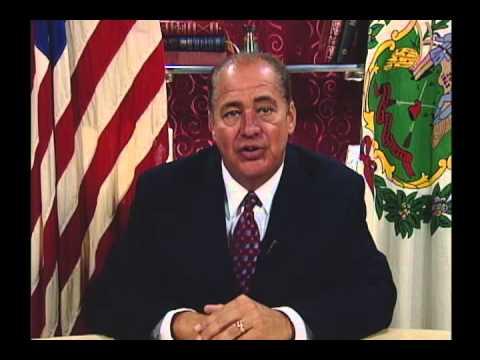 WV Governor Earl Ray Tomblin