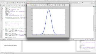 Convolution Integral Example 04 - Convolution in Matlab (2 Triangles)