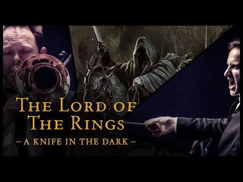 The Lord of the Rings - A Knife In the Dark // The Danish National Symphony Orchestra (LIVE)