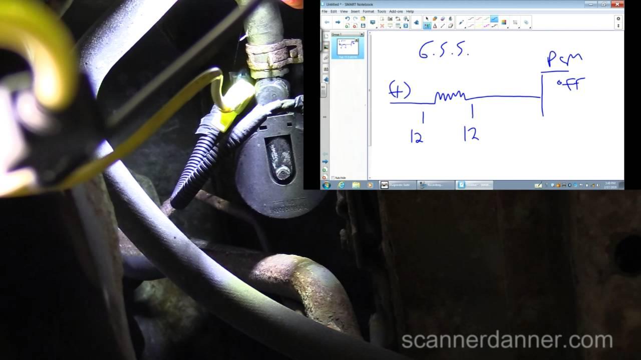2006 Chevy Colorado Wiring Diagram Subwoofer Diagrams 1 Ohm Evap Vent Solenoid Control Circuit P0449 Repair Gm Youtube