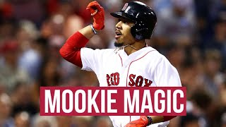 The Mookie Mixtape: He does it ALL