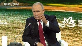 Путин высказался за снятие визовых барьеров: «Но Лавров против»