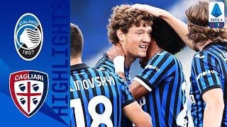 Atalanta 5-2 Cagliari | Dea a punteggio pieno! | Serie A TIM
